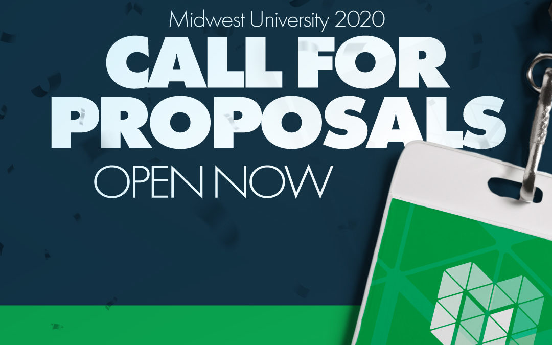 Midwest University Call For Proposals Now Open