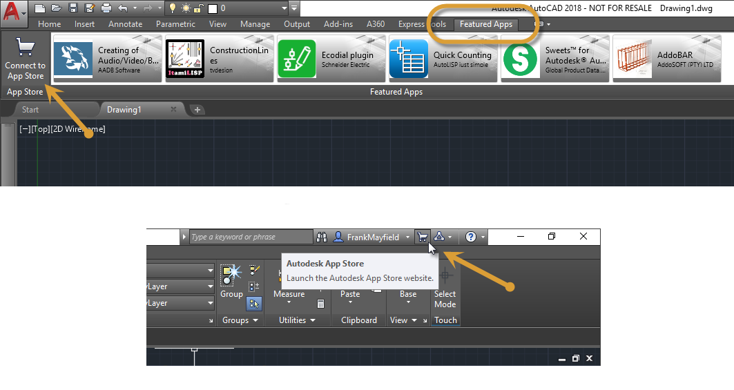 Autodesk App Store: Exploring the Features and Benefits of AutoCAD