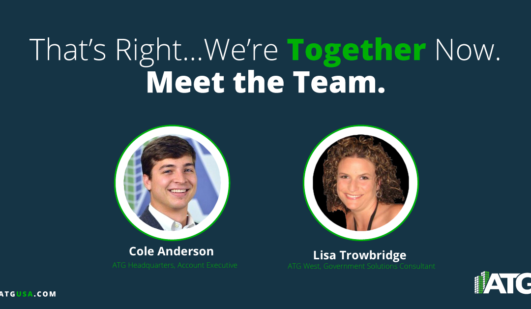 Meet the Team- Cole Anderson & Lisa Trowbridge