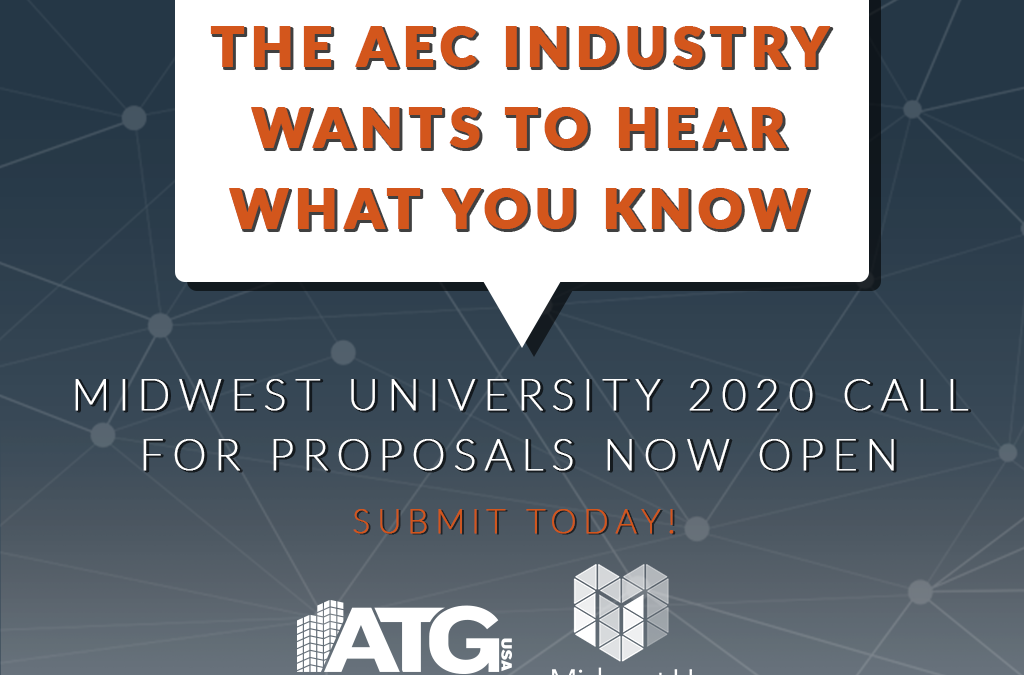 Submit Your 2020 Class Proposal Today