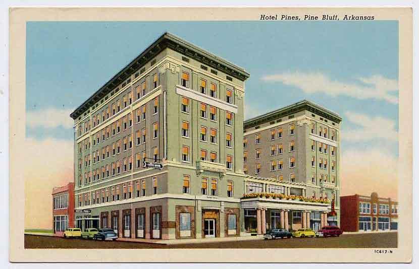Pine Bluff, Arkansas's economic recovery plan revolves around historic preservation, revitalization efforts
