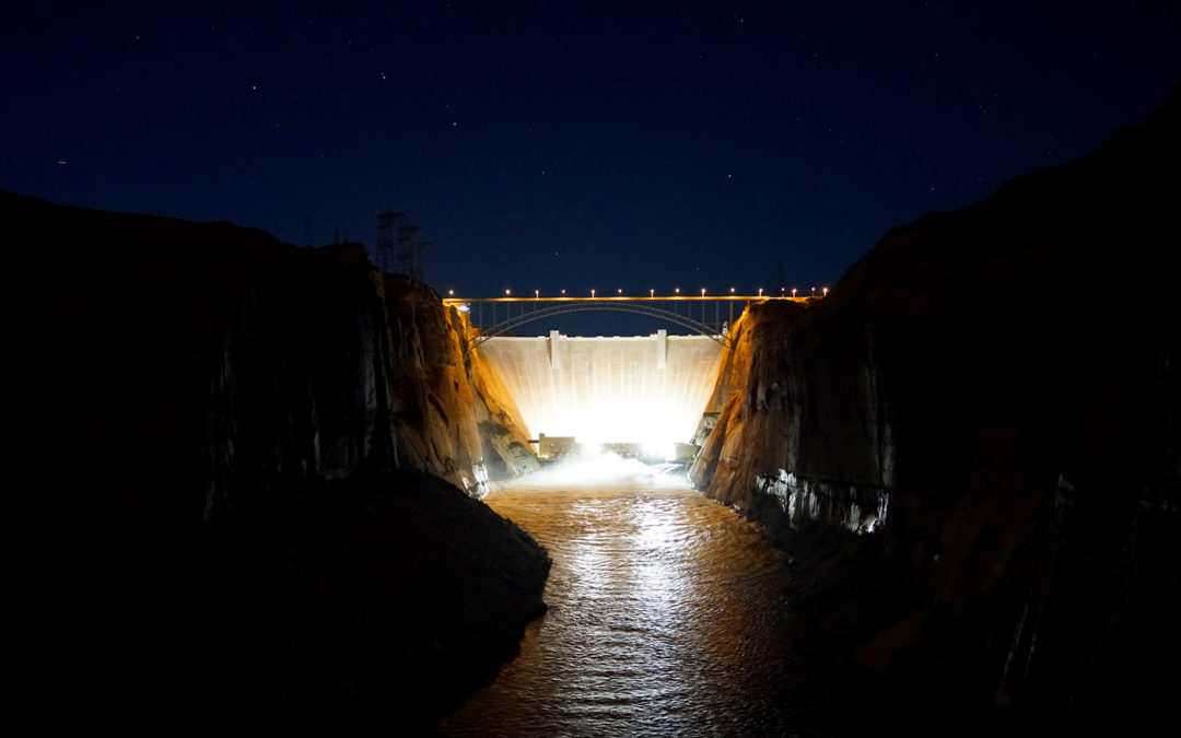 Critical infrastructure protections helping save dams in distress