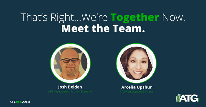 Meet the Team- Josh Belden & Arcelia Upshur