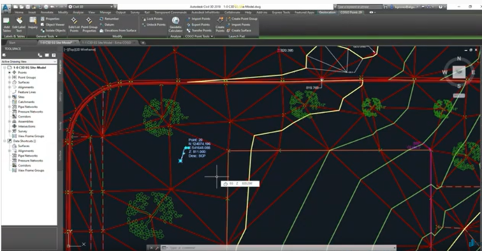 Cross-Discipline Coordination: Civil 3D to Revit and Back Again