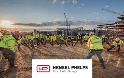 Civil Production Services: Going Beyond Modeling with Template Development –  Hensel Phelps