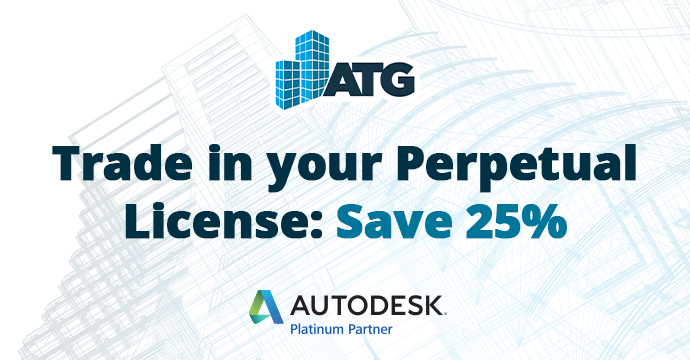 Save 25% by Trading in Your Perpetual License