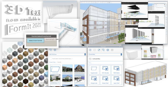 Blog: Why You Should Leave Sketchup For FormIt 2021