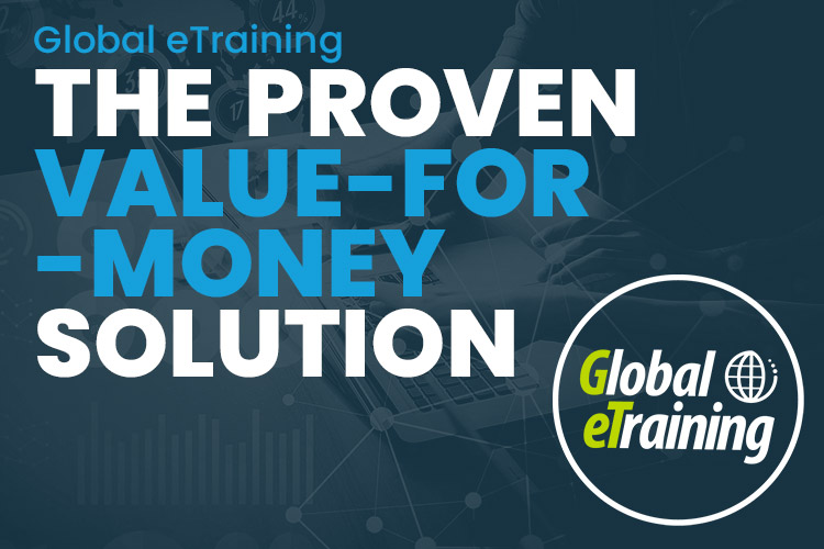 Global eTraining - The Proven Value-for-Money Solution