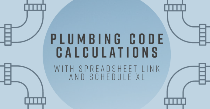 Plumbing Code Calculations