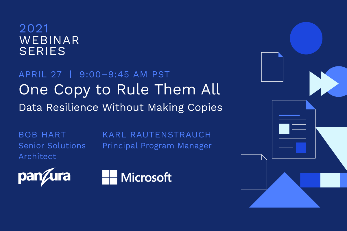 One-Copy-to-Rule-Them-All ATG USA webinar with Panzura