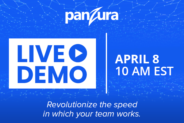 Panzura live demo 04-01-2021 by ATG USA