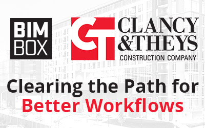 Success Story: BIMBOX, Clancy & Theys Construction
