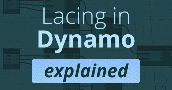 Lacing in Dynamo Explained
