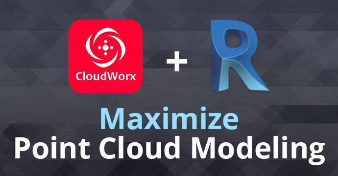 CloudWorx for Revit: Maximize Point Cloud Modeling