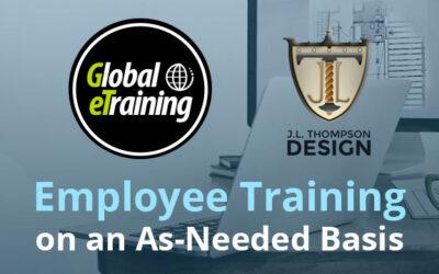 Global eTraining: Employee Training on an As-Needed Basis — JL Thompson Design