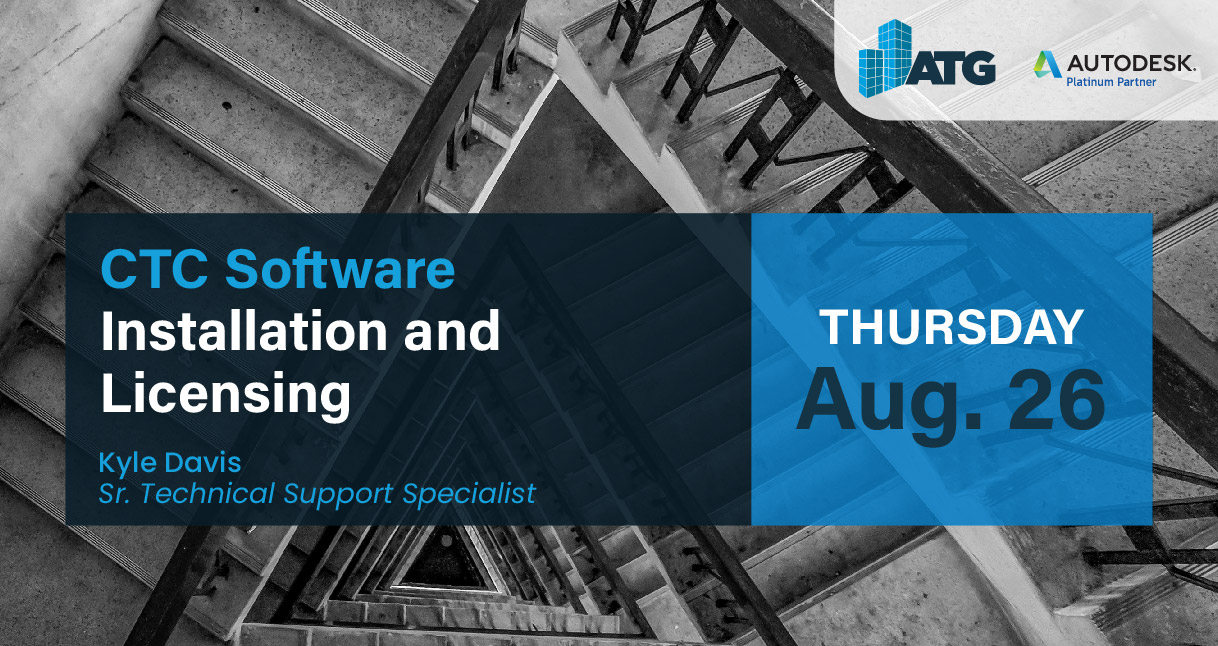 Webinar: CTC Software Installation and Licensing