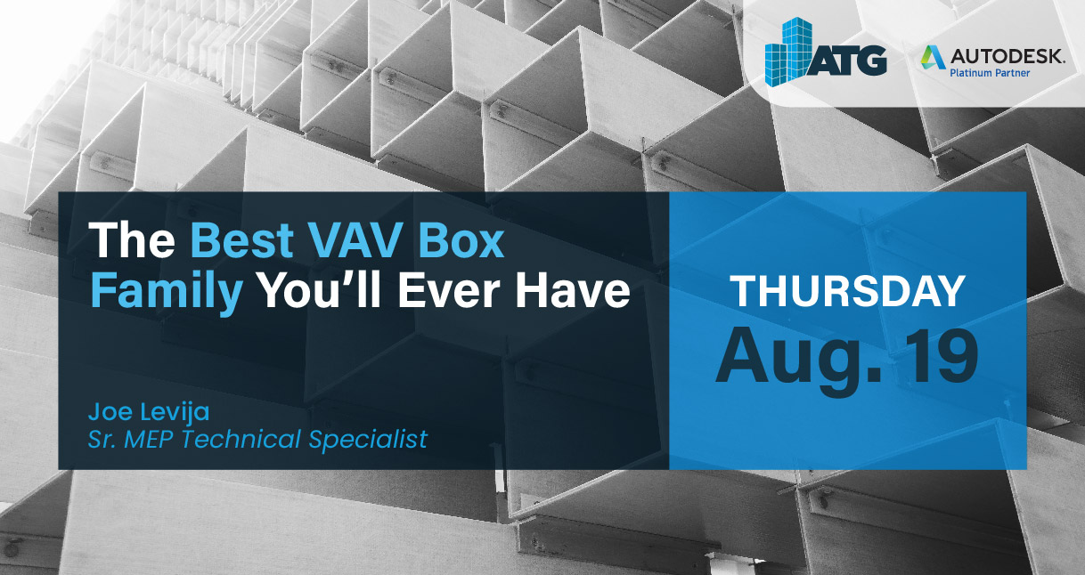 Webinar: Best VAV Box Family You'll Ever Have