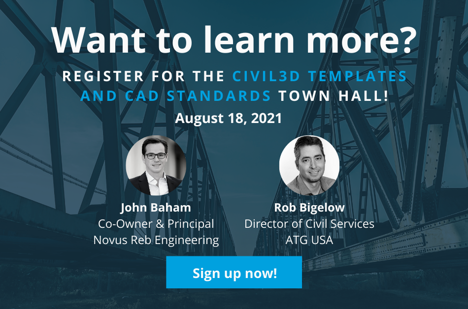 Learn more with the upcoming Civil3D Townhall!