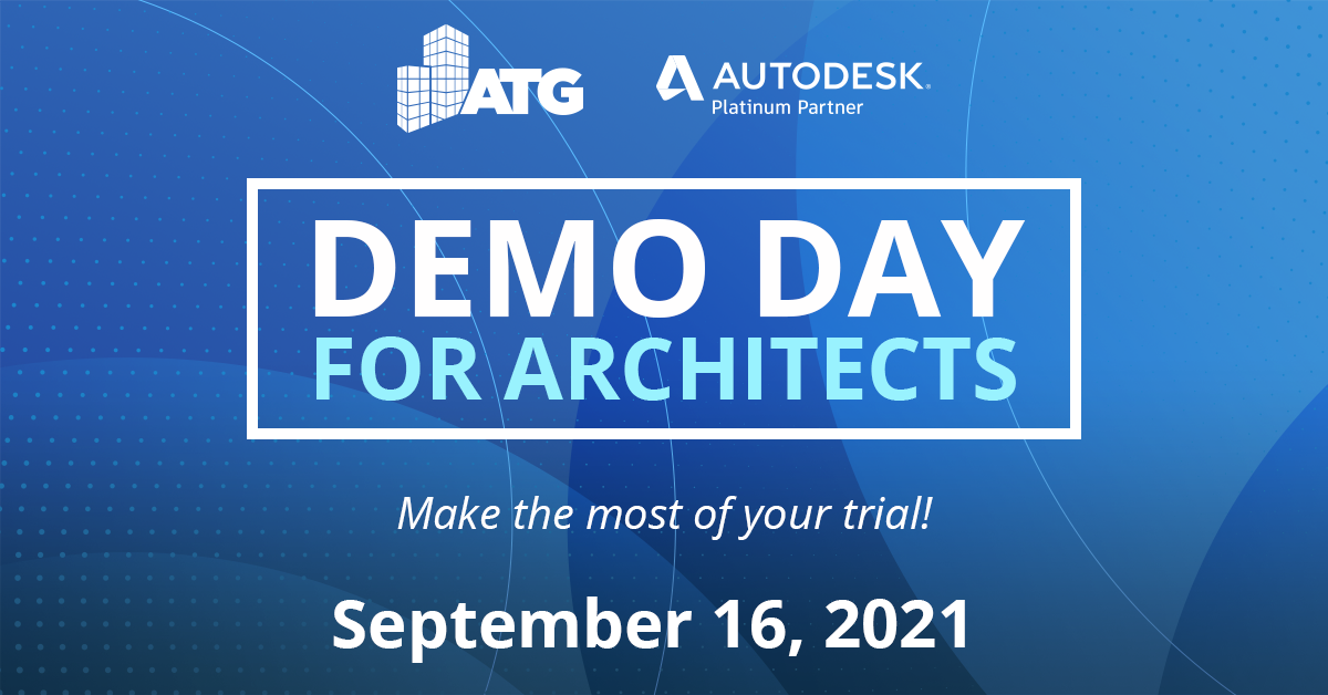 Demo Day for Architects - September 16, 2021