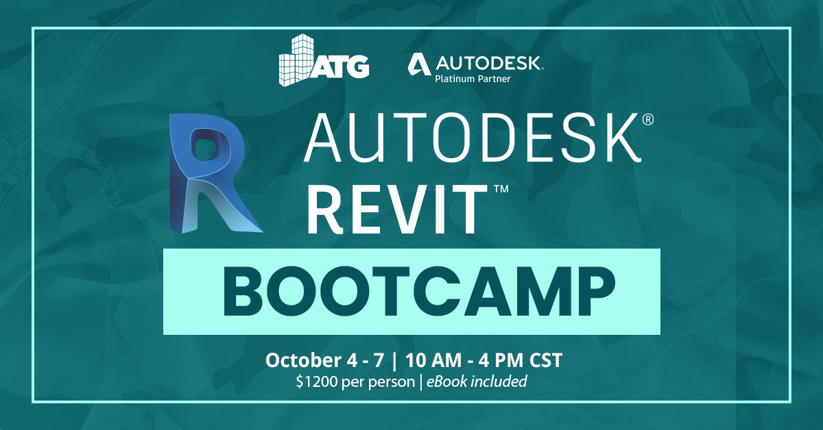 October 2021 Revit Bootcamp announcement